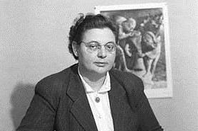 D2663-00, Madeleine Barot, 1954, Artist:
