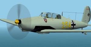 Arado 96B3