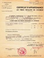 certificat FFI