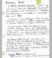 le soe manuscrit